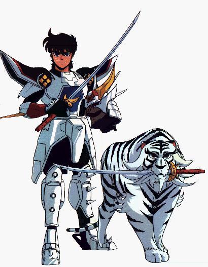 Ronin Warriors Ryo19