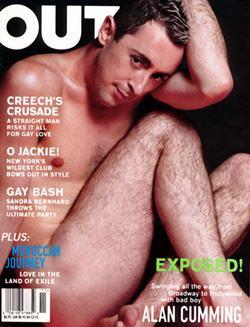 Alan Cummings nackt, Foto saugen Sex